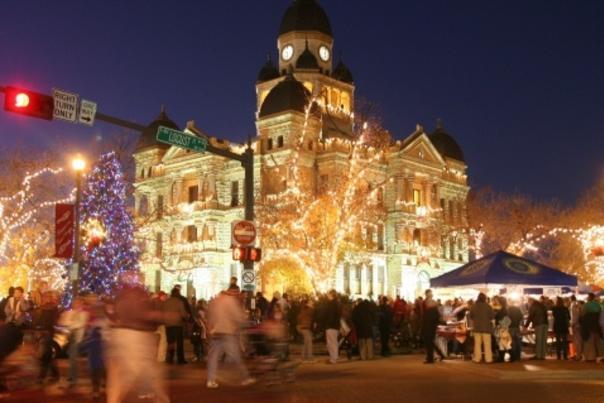 Holiday Lighting Festival