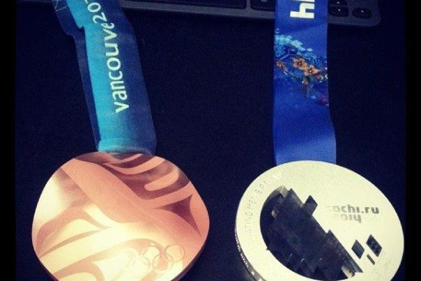 Jordan's Medals