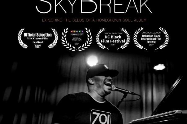 Making Skybreak Poster