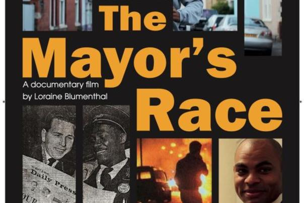 Mayor's Race poster