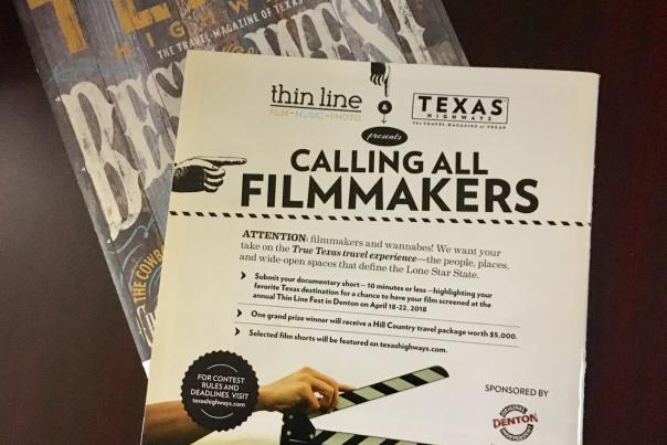 Thin Line Texas Hwys