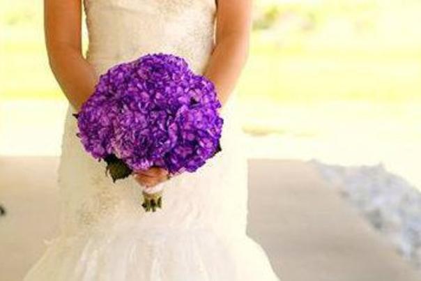 Weddings in Denton bouquet
