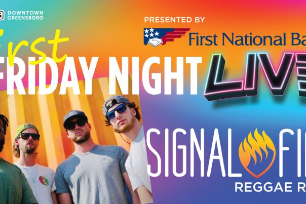 October First Friday Night Live