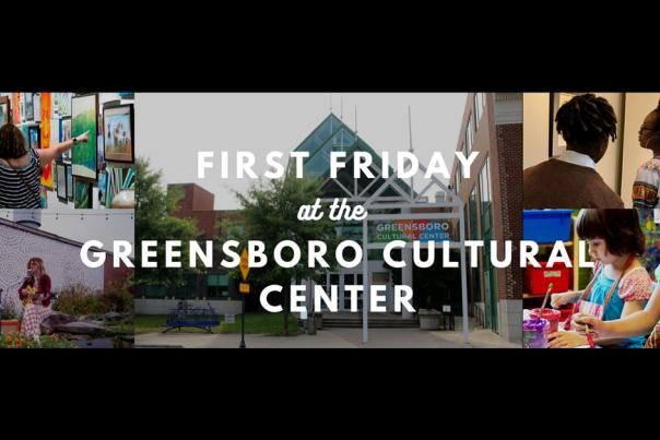 first friday in cultural center
