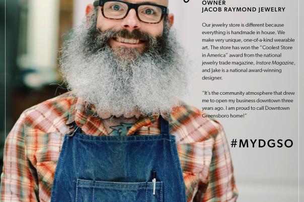 jacob raymond #myDGSO