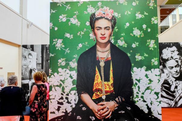 Frida Kahlo: Timeless Exhibit