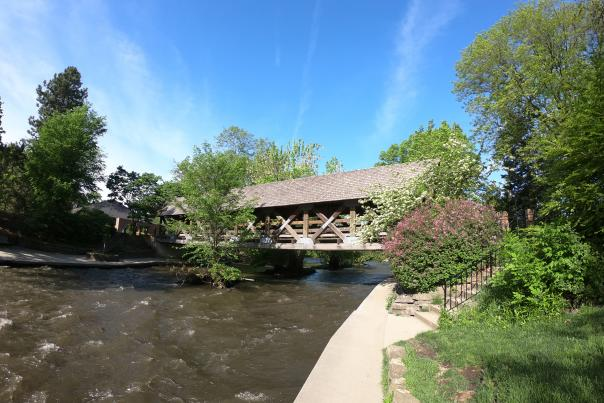 Urban Escape - Naperville Riverwalk