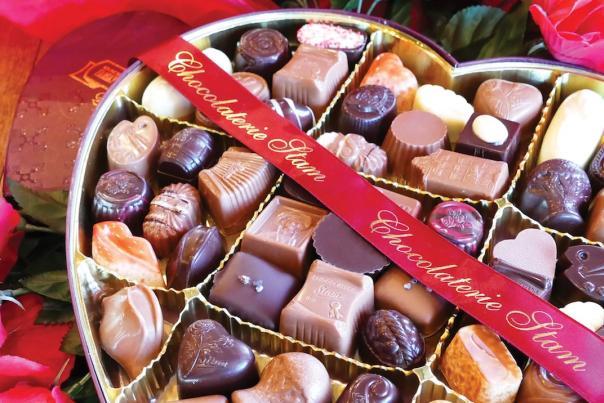 Valentine's Chocolaterie Stam