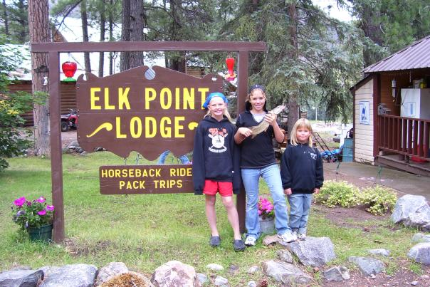Elk Point Lodge at Vallecito