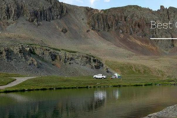 Clear Lake near Silverton. The Most Beautiful Place You'll Ever Camp