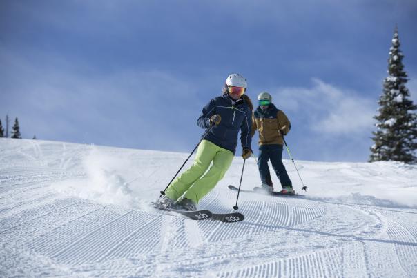 Skiing at Purgatory Resort
