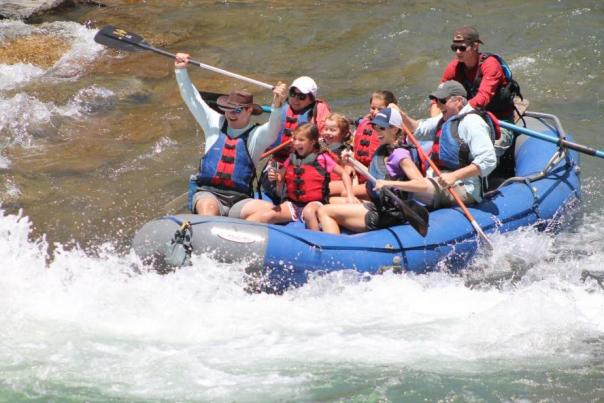 An Adventure Packed Weekend with Durango Rivertrippers