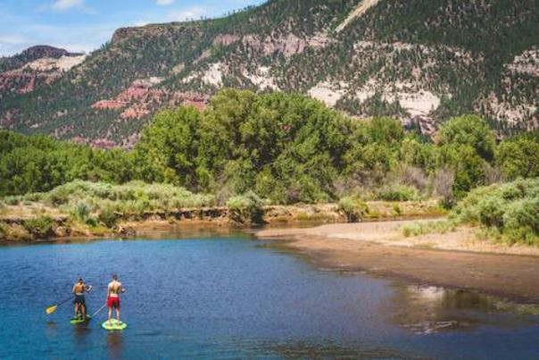 Top 5 Places to Dip your Paddle in Durango