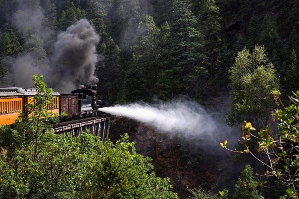 Spending Easter in Durango: Train Rides, Egg Hunts, Brunch, and Sun