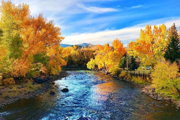 The Best Drives, Hikes, and Rides for Seeing Durango's Fall Colors