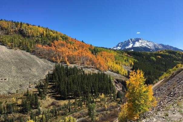 Weekend in Durango Fall Itinerary