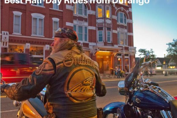 The Best Half-Day Motorcycle Rides out of Durango