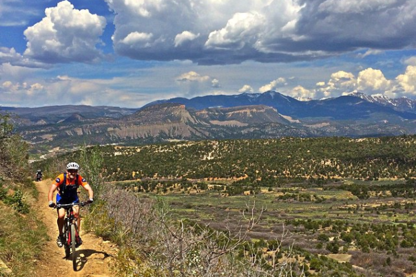 Durango Bike Itinerary