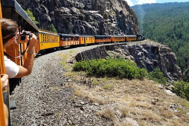 Exploring the Tracks Across Borders Scenic & Historic Byway