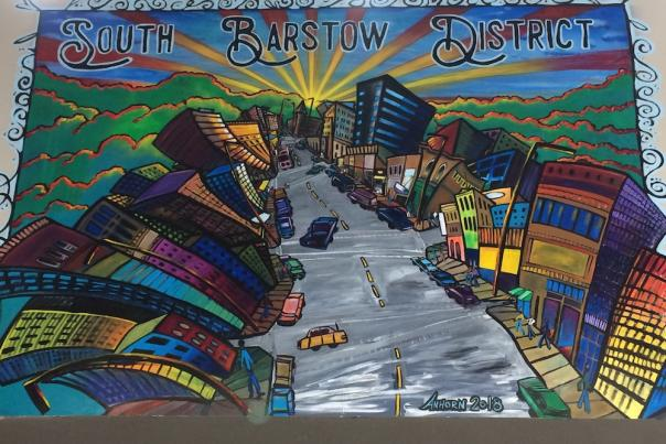 South Barstow District