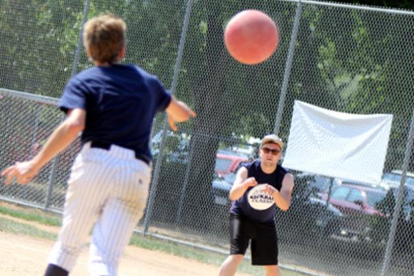 Kickball 5