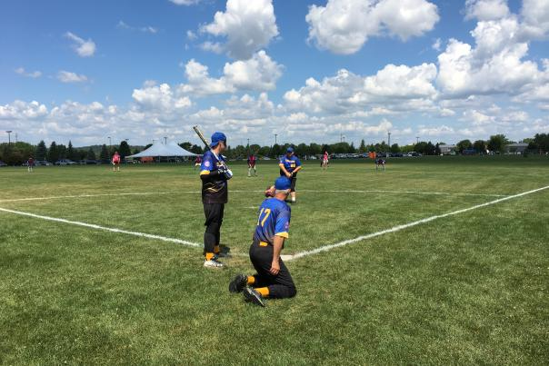 National Beep Baseball World Series at Eau Claire Soccer Park