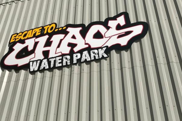 Chaos Waterpark in Eau Clarie, WI