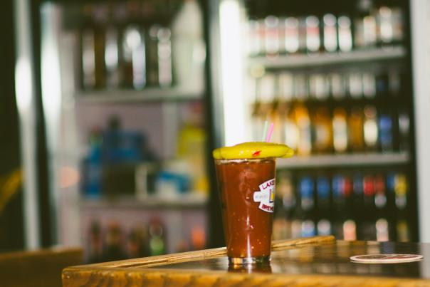 Best Bloody Mary - Firehouse