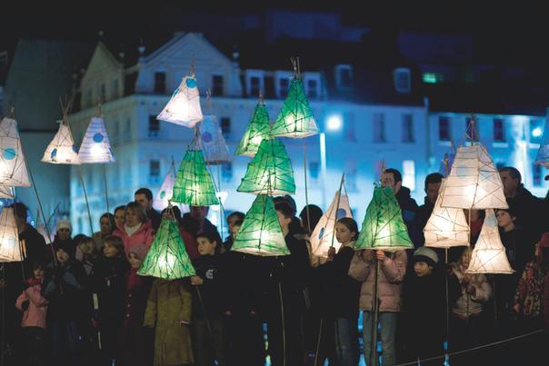 Lantern Parade Example