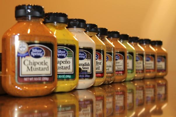 Silver Spring Mustard in Eau Claire, Wisconsin