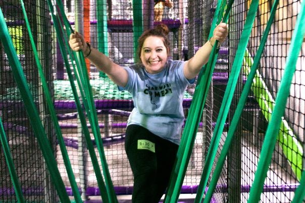 Trampoline Park at Action City in Eau Claire