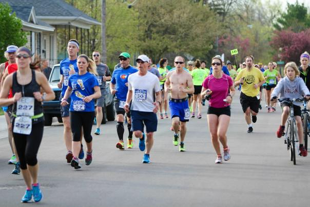 Eau Claire Marathon photo gallery