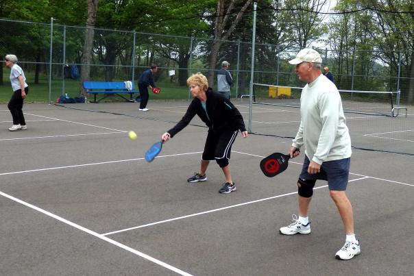Pickleball In Eau Claire, Wisconsin