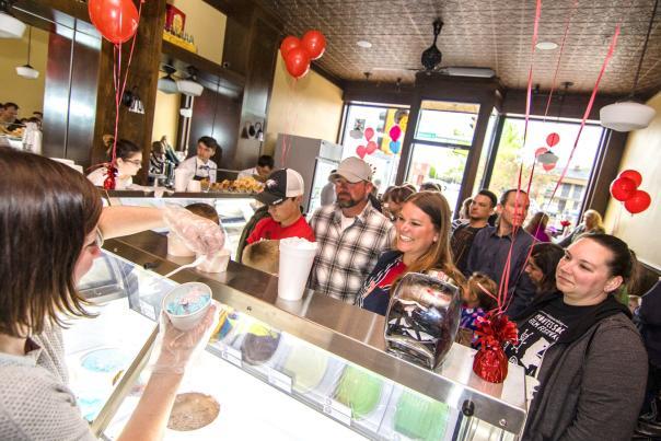 Ramone's Ice Cream Parlor