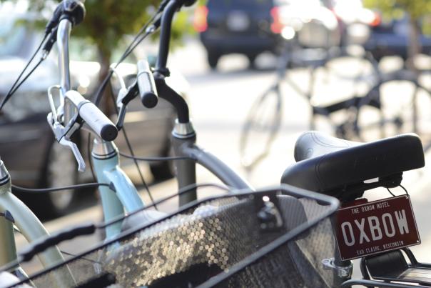 The Oxbow bikes