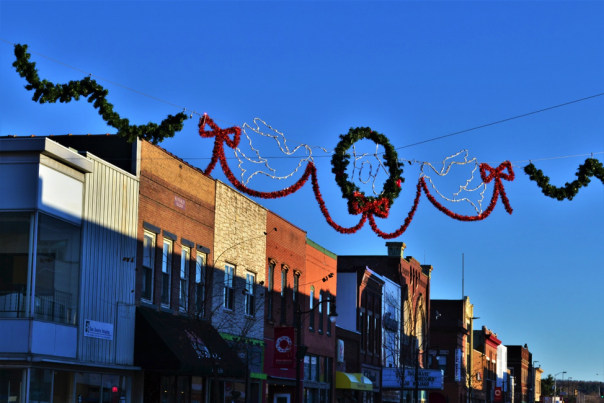 Christmas Downtown
