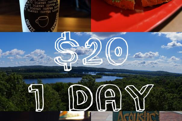 $20 Day In Eau Claire
