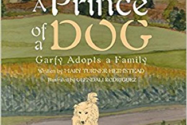 A prince of a dog