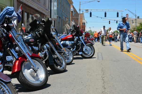 BBQ, Blues, & Bikes Festival