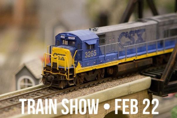 Essenhaus Train Show