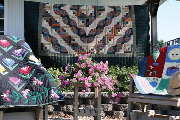 Little Helpers Quilt Shop
