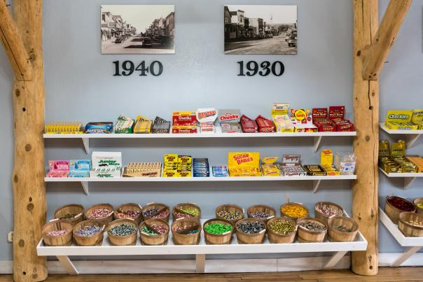Ely's Old Fashioned Candy Retail
