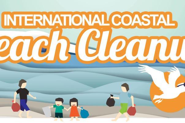 International Coastal Beach Cleanup