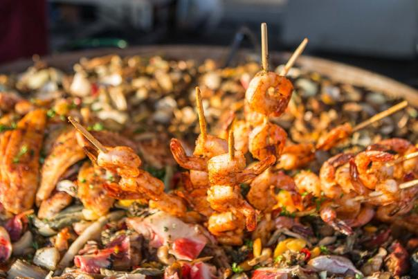 2019 Destin Seafood Festival