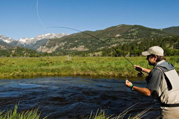 Fishing RMNP