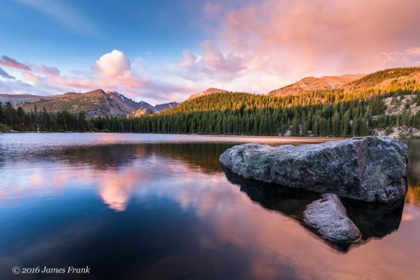 James Frank - Bear Lake