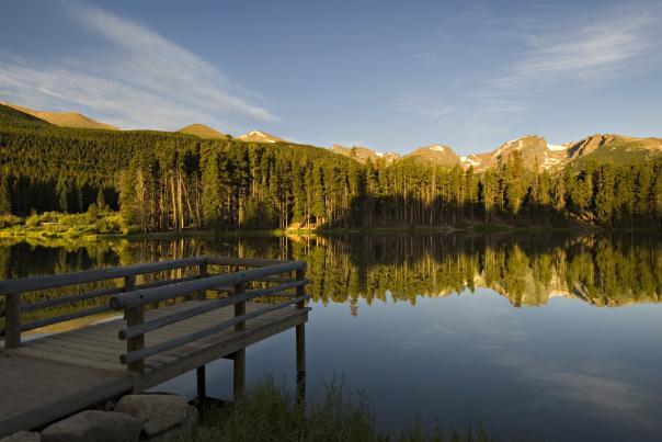 Sprauge Lake 1