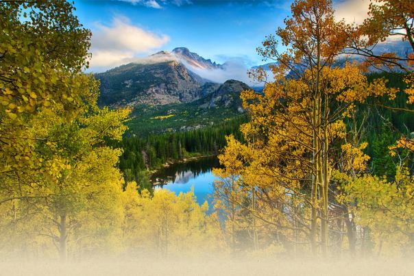Fall Beauty in Rocky Mountain National Park