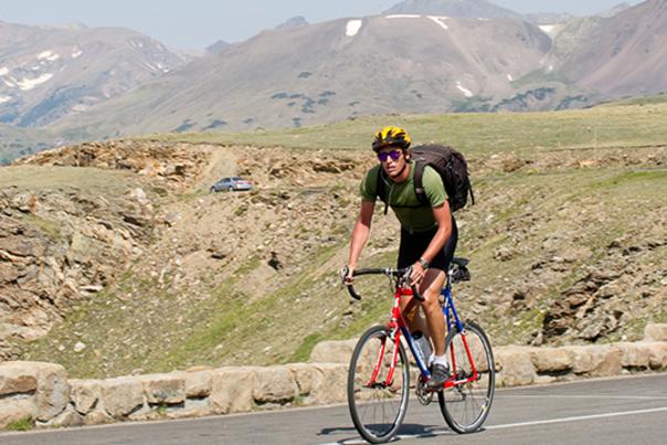 Biking Trail Ridge