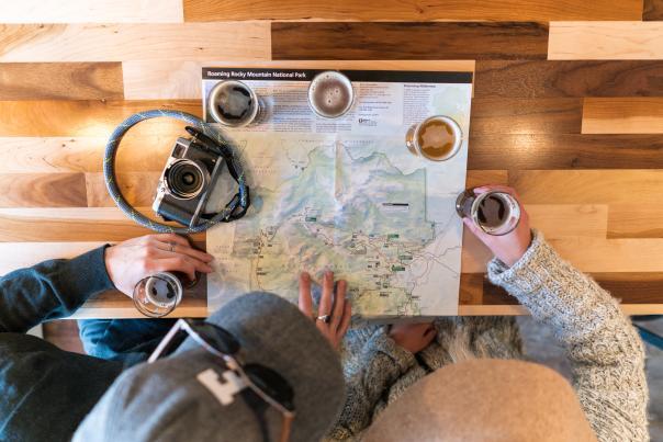 Beer Map Tyler Sharp Shot